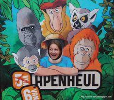 małpy z Apenheul Maputo, Van, Movies, Movie Posters, Films, Film Poster, Cinema, Movie, Film