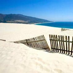 Top 10 best beaches in Cadiz. Cadiz has wonderful beaches worth visiting. Spend the day at the beach in Tarifa or Bolonia, the best beaches in Cadiz. Cadiz, Spain Destinations, Bio Sauna, Sevilla Spain, Beach Vibes, Old Fences, Hidden Beach, Das Hotel, Beaches In The World