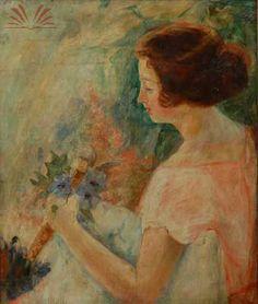 Mulher - Georgina de Albuquerque