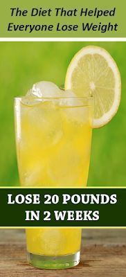 The Diet That Helped Everyone Lose Weight | 20 Pounds Less In Just Two Weeks