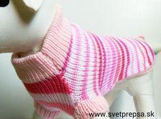 KALA melírovaný sveter lolipop