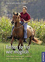 Elegant schwebst Du mit Deinem Pferd über die Wiese. Um seinen Hals nur den Halsring. Mehr nicht. Nur Du und Dein Pferd. Ja, das geht.