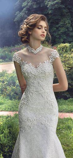 Milva 2016 Wedding Dresses | ℓυηα мι αηgєℓ ♡ 2
