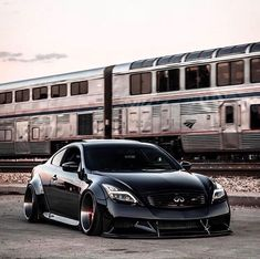 Tuner Cars, Jdm Cars, Blacked Out Cars, Infiniti G37s, Hot Wheels, Infiniti Vehicles, Nissan Gtr R34, G37 Sedan, Slammed Cars
