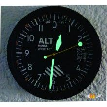 Reloj de Pared Altímetro Alter, Clocks, Wall, Home Decor, Tv Wall Hanging, Wall Clocks, Tools, Homemade Home Decor, Tag Watches