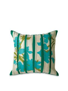 Jade Obi Pillow by Company C on Gilt Home