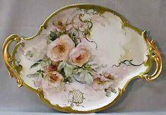 franz bischoff porcelain | Franz Bischoff Tray