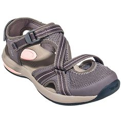 Teva Sandals: Women's Bungee Cord 1000271 BNGC Brown Closed Toe Ewaso  Sandals, #Sandals