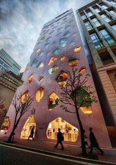 Foto: Mikimoto Building Tokyo