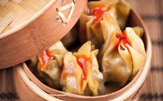 6 recettes diététiques à la vapeur Dimsum, Asian Cooking, Thai Recipes, Sauce, Potato Salad, Chefs, Cabbage, Garlic, Chinese