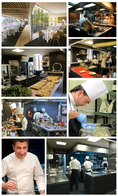 El Celler de Can Roca kitchen
