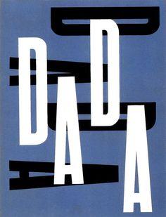 Paul Rand, DADA, 1951
