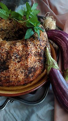 Πατσαβουρόπιτα κέικ με μελιτζάνες - Miss Tasty Food And Drink, Recipes, Ripped Recipes, Cooking Recipes, Medical Prescription, Recipe