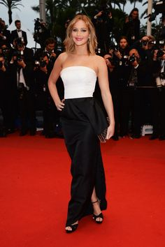 Jennifer Lawrence at 'Jimmy P.' premiere- the 66th annual Cannes  Film Festival 18.05.2013
