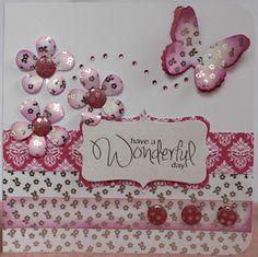 Craftwork Cards Blog - Focus on You... Ann Playford