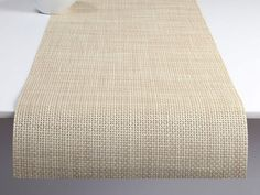 MASINFINITO CASA - Chilewich Basketweave Table Runner / Color Wheat