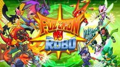 In Fuzzmon vs Robo, the great war begins and Fuzzmon characters are struggling against war robos this time. Select a character between 50 different fuzzmon or robo fighter and participate the fights. Play with your friend or participate the tournaments to try to win. The important clues for completing levels successfully are to select correct power-up and are able to solve super booster puzzles which appears during the fights.