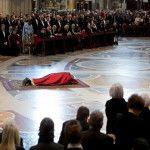Misa de la Celebración de la Pasión del Señor con el Papa Francisco: Pueblo mío dime qué te he hecho en qué te he faltado