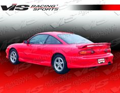 Red Filter Accessories 1993 1994 1995 1996 1997 Ford Probe GT Mazda MX6 626 2.5L V6 Air Intake Filter Kit System