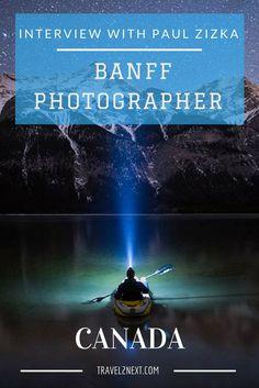 Photographer portfolio – Paul Zizka, Banff, Canada   Ski Canada. Award-winning photographer Paul Zizka's bio is nothing short of impressive!