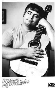 Daniel Dale Johnston (born January 22, 1961) is an American singer, songwriter, musician, and artist. Johnston was the subject of the 2006 documentary The Devil and Daniel Johnston.