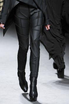 future fashion, futuristic style, trousers, black clothing, futuristic fashion, black trousers, black shoes, futuristic clothing, future by FuturisticNews.com