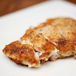 Parmesan Crusted Chicken. Yum!