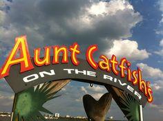 1000 images about where to eat in daytona beach area on pinterest new smyrna beach - Aunt catfish port orange fl ...