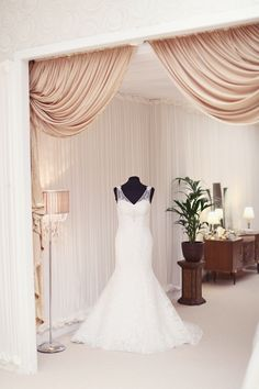 A bridal shop with a difference.