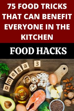 75 food tricks that can benefit everyone in the kitchen Diy Crafts For Girls, Diy Arts And Crafts, Hacks Diy, Food Hacks, Diy Food, Food Food, Diy Kinetic Sand, Animals Planet, Diy Barbie Clothes