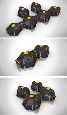 POD Tents: Modular Camping System - iCreatived