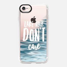 Headed to the lake, take your new phone case!
