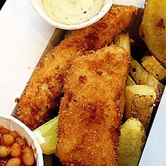 Bia Mara Urban Seafood Kitchen  Rue du Marché aux Poulets 41,  1000, Brussels  Mon-Sat 12-10:30    Fish and Chips