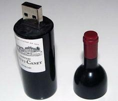 Botella USB