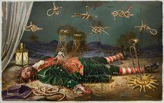"""Arsen Savadov """"Gulliver's dream"""", oil on canvas, 255x400 cm, 2016?"""