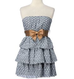 dress from rue 21 - Click image to find more Women's Apparel Pinterest pins