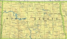 NORTH DAKOTA - STATE OF NORTH DAKOTA | U.S. Geography