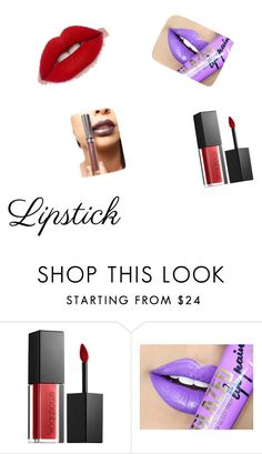 """""""honestly the best summer lips/lipstick"""" by kennadoyle ❤ liked on Polyvore featuring beauty, Smashbox, Fiebiger, LASplash and summerlipstick"""