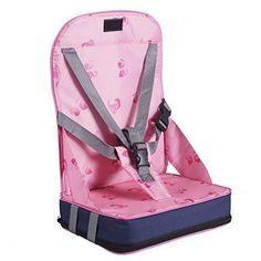 Oferta: 18.99€ Dto: -37%. Comprar Ofertas de Los Asientos Elevadores para sillas de Bebé Portátil Plegable Ajustable de Liberación Rápida (Rosado) barato. ¡Mira las ofertas!