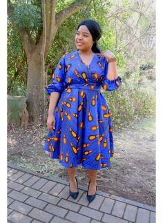 Mahlako Dress Wrap Dress, Summer Dresses, Fashion, Moda, Summer Sundresses, Fashion Styles, Fashion Illustrations, Summer Clothing, Summertime Outfits