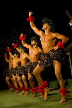 Male Polynesian Dancers - Bing Images