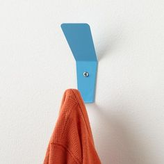 Every Which Way Wall Hook (Blue)  | The Land of Nod