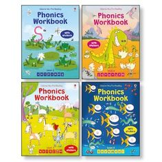 Those lovely people at Usborne are full of great ways to help you learn. But we might just love their phonics workbooks best of all. Colouring, puzzles and sticker games that repeat and practise essential letter sounds. It's fun, not work! Each book mixes adorable pictures with a refreshing range of sticker activities to get you reading and writing. Ideal home practice which supports the curriculum focus on phonics. Oh, and each book gets a tiny bit harder, so you'll be confident in no time! Phonics Activities, Home Learning, Letter Sounds, First Day Of School, Just Love, Curriculum, Adorable Pictures, How To Get, Lettering
