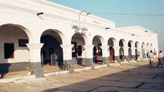 Badin Railway station - Pakistan Railways