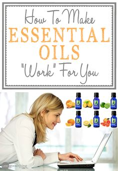 If you've been looking for an opportunity to earn some extra money while sharing the awesomeness of essential oils (like I do!) READ ON! :-)