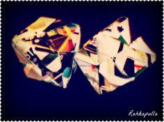 Day 30 creation: Paper Blocks - @createstuff #30DoC