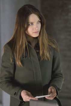 """""""Cat and Mouse"""" - Kristin Kreuk as Catherine #BATB"""