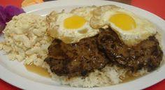Loco Moco - my favorite Hawaiian breakfast