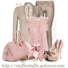 This is so my style! Absolutely love this outfit! Polyvore Outfits, Komplette Outfits, Classy Outfits, Casual Outfits, Fashion Outfits, Womens Fashion, Fashion Trends, Polyvore Fashion, Fashion Clothes