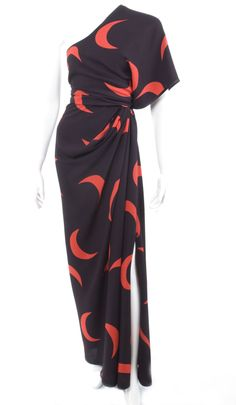 Vintage YSL Dress